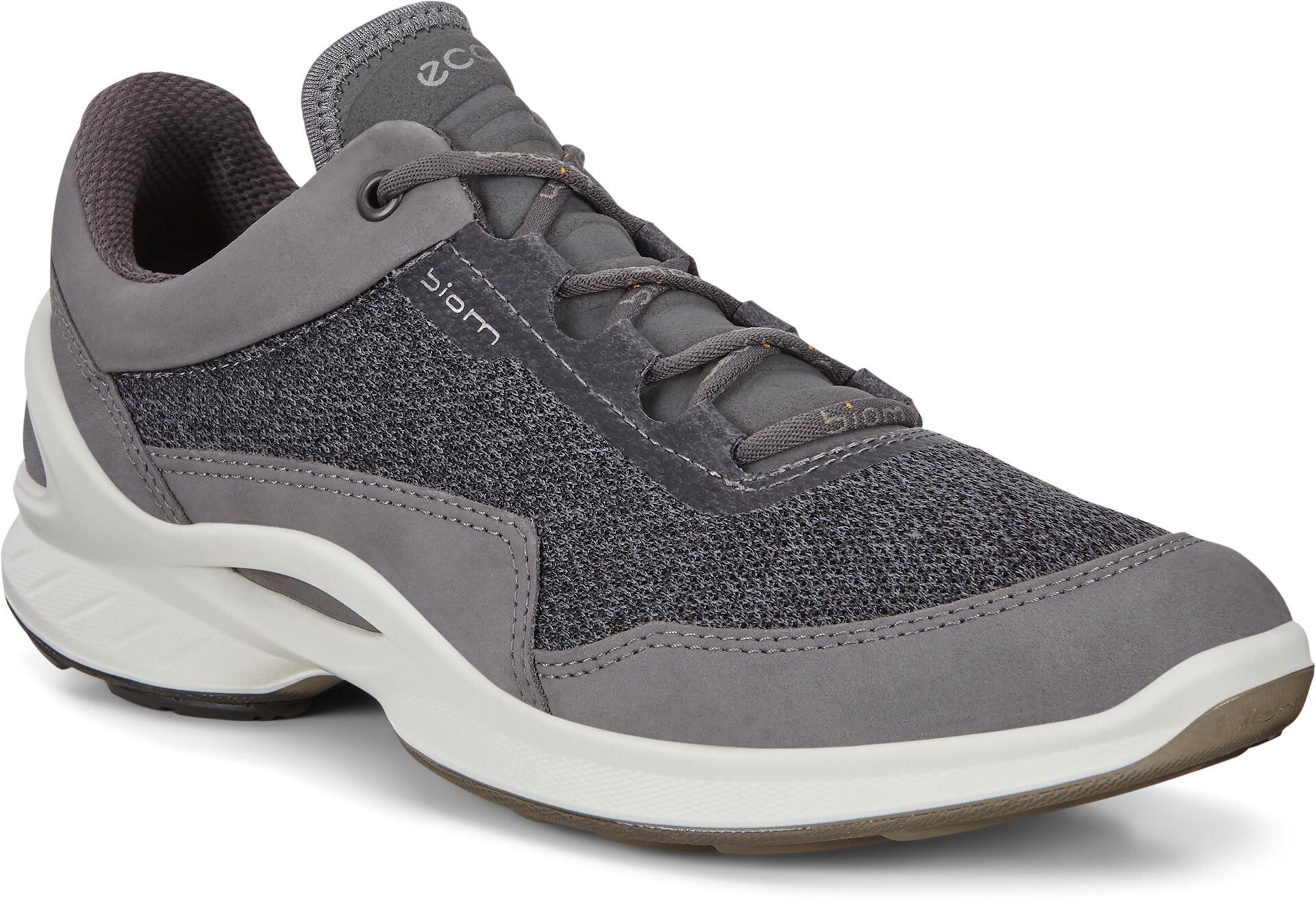 ECCO Biom Fjuel Chaussures Femme, titanium